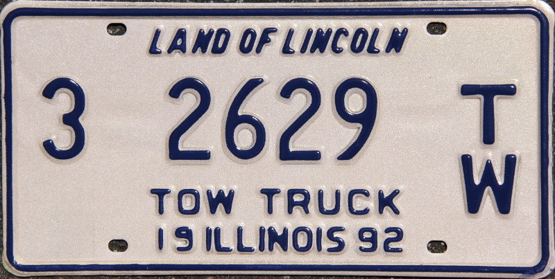 Check License Plate Availability Illinois